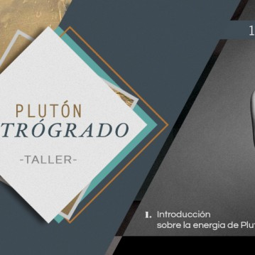 Pluton Retrogrado Taller 1ra Leccion Slideshow