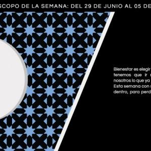 Horóscopo de la semana del 29 de junio al 5 de julio